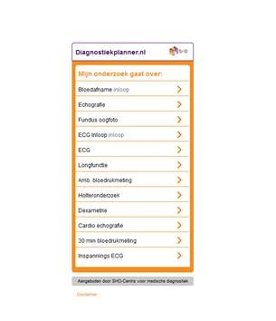 Diagnostiekplanner
